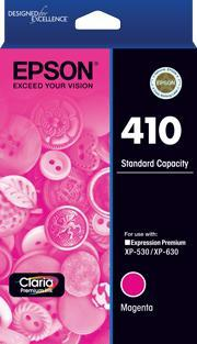 410 Std Capacity Claria Premium - Magenta Ink Cartridge