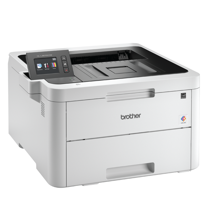 BROTHER HL-L3270CDW WIRELESS NETWORKABLE COLOUR LASER PRINTER  WITH 2-SIDED PRINTING