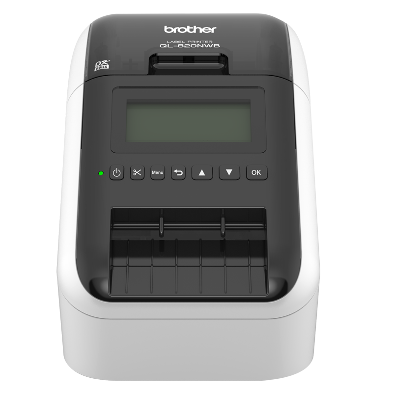WIRELESS (WiFi & BT) /NETWORKABLE HIGH SPEED LABEL PRINTER / UP TO 62MM  WITH BLACK/RED PRINTING