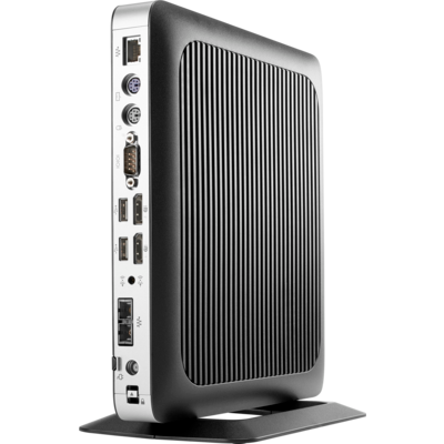 HP t630: AMD GX-420GI 2.0 GHz (upto 2.2 GHz)/ 8 GB/ 128GB/ Embedded APU/ No WiFi/ Serial Port/ Win 10 IoT 64-bit/