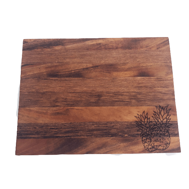Koa Cutting Board
