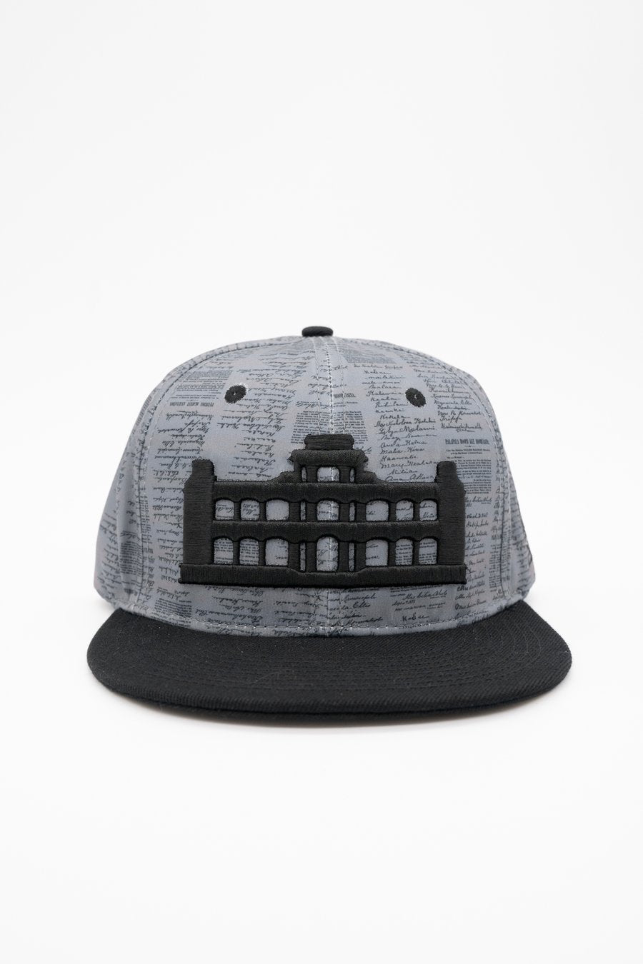 Gray Signature Palace Hat