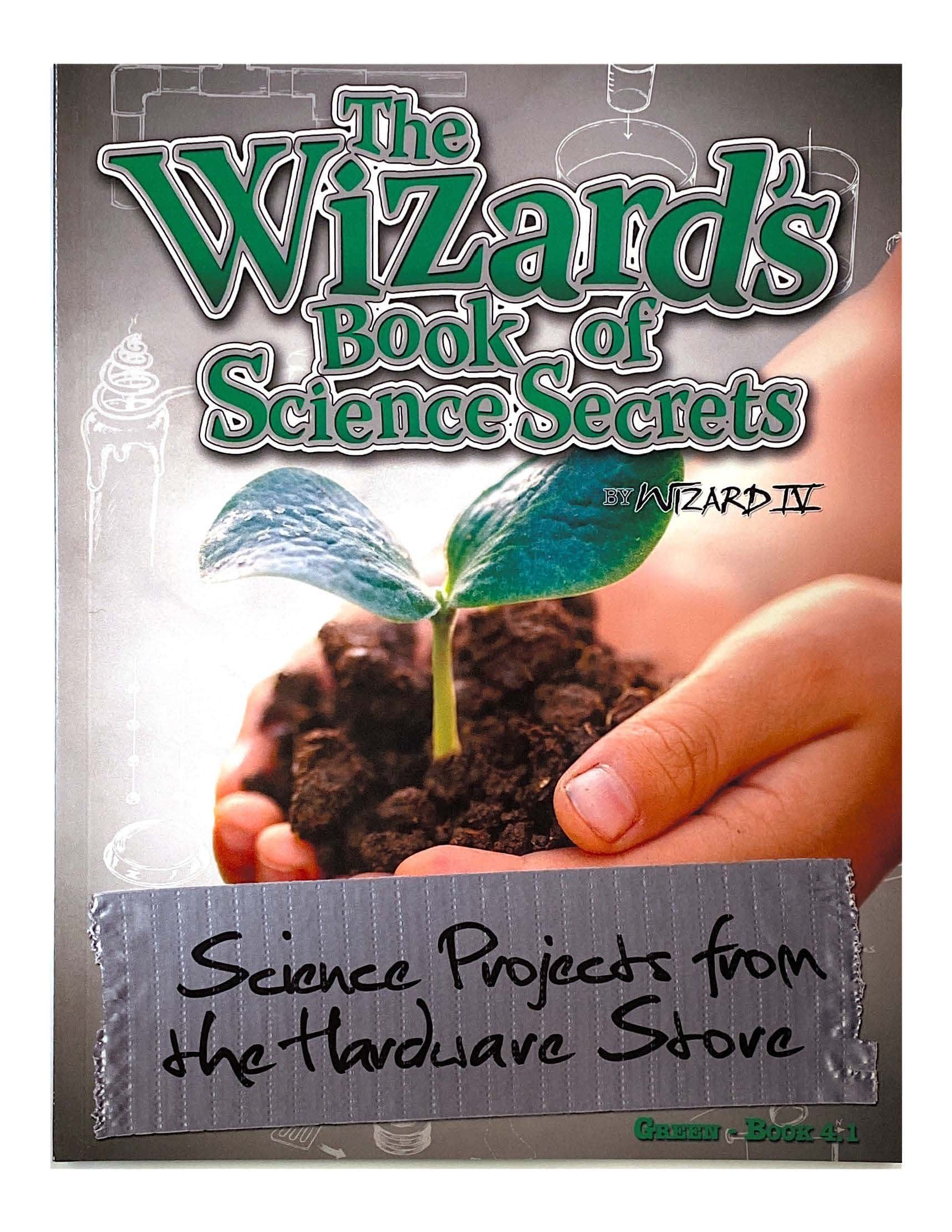 Wizard's Book of Science Secrets: Green