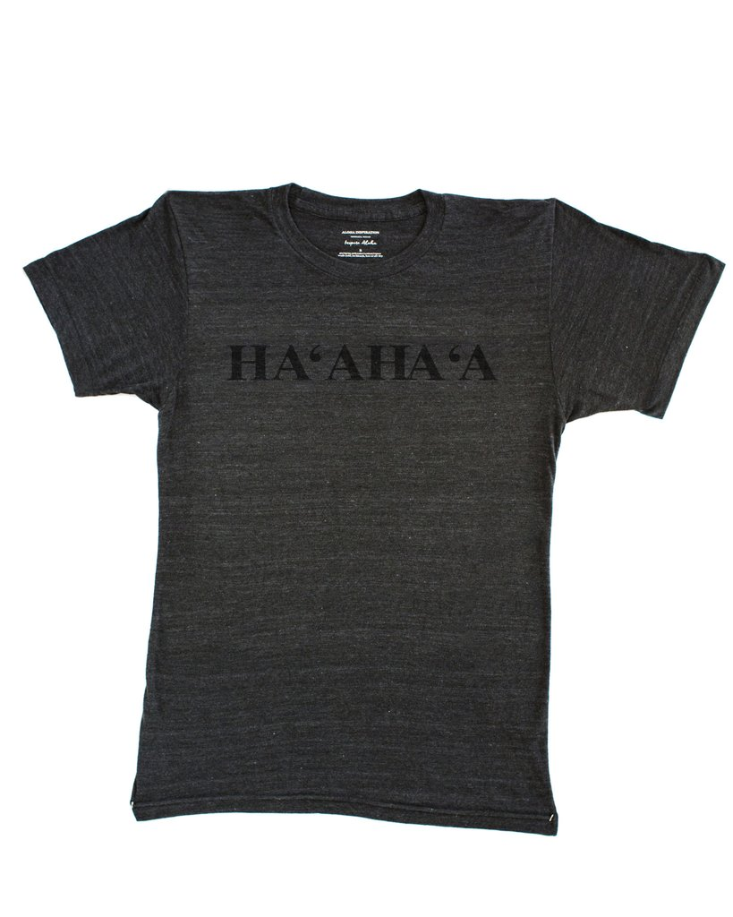 Ha'a Ha'a Men's Gray Tee-Shirt
