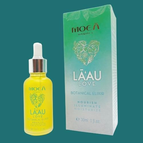 Lauu Love Botanical Elixir Facial Oil