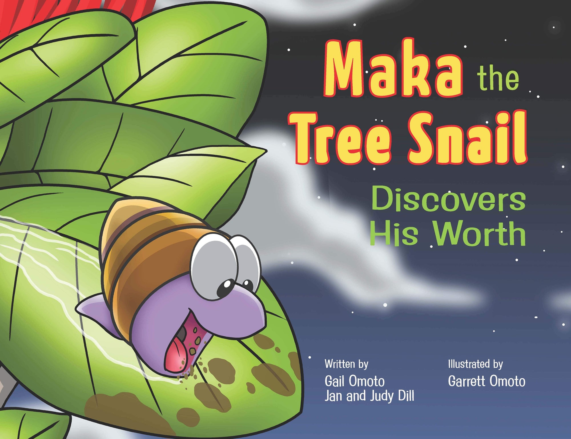 Maka the Tree Snail Discovers His Worth