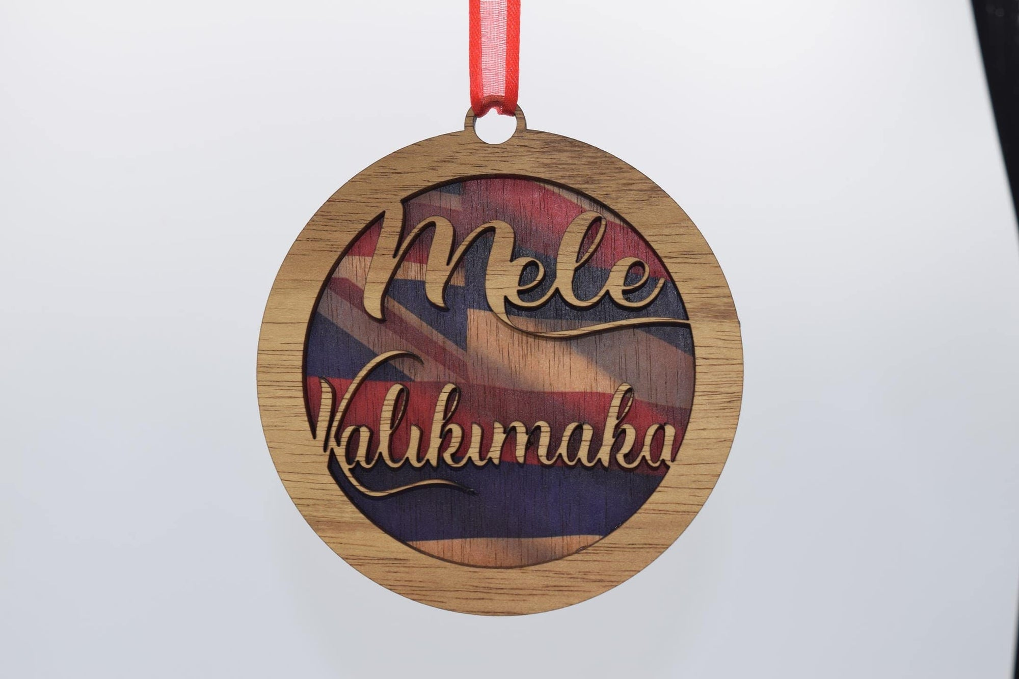 Mele Kalikimaka Christmas Ornament