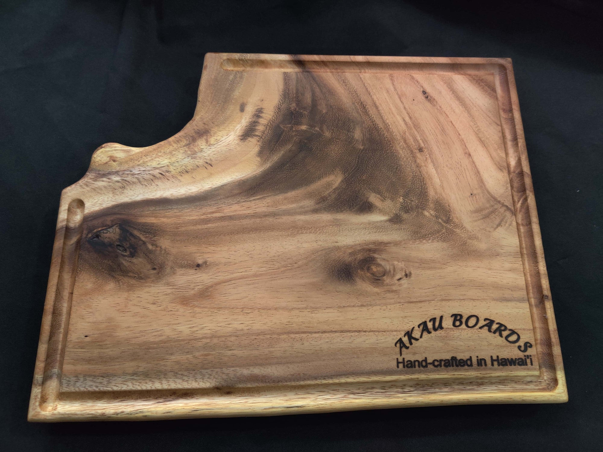 Monkeypod Cutting Board #17