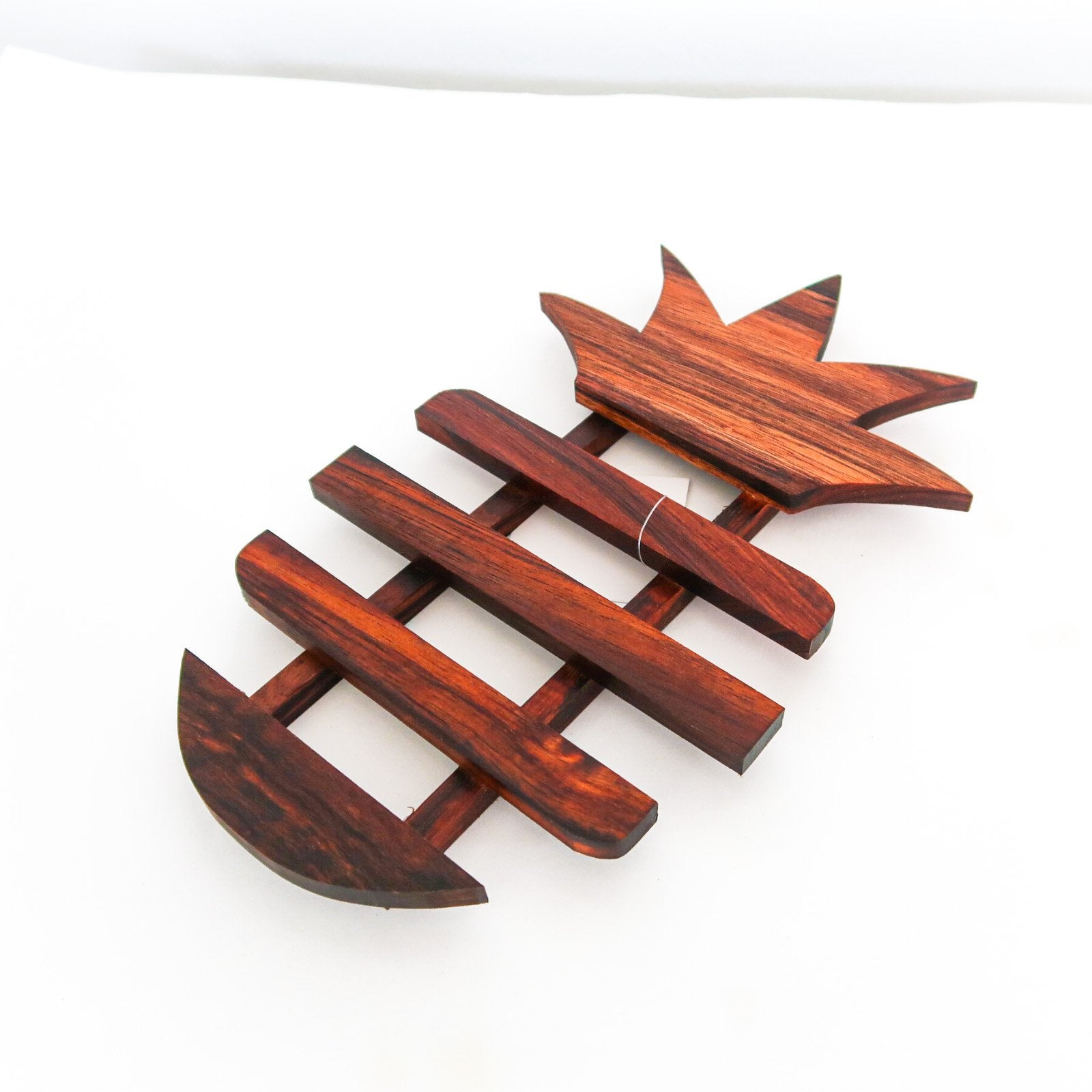Koa Pineapple Trivet