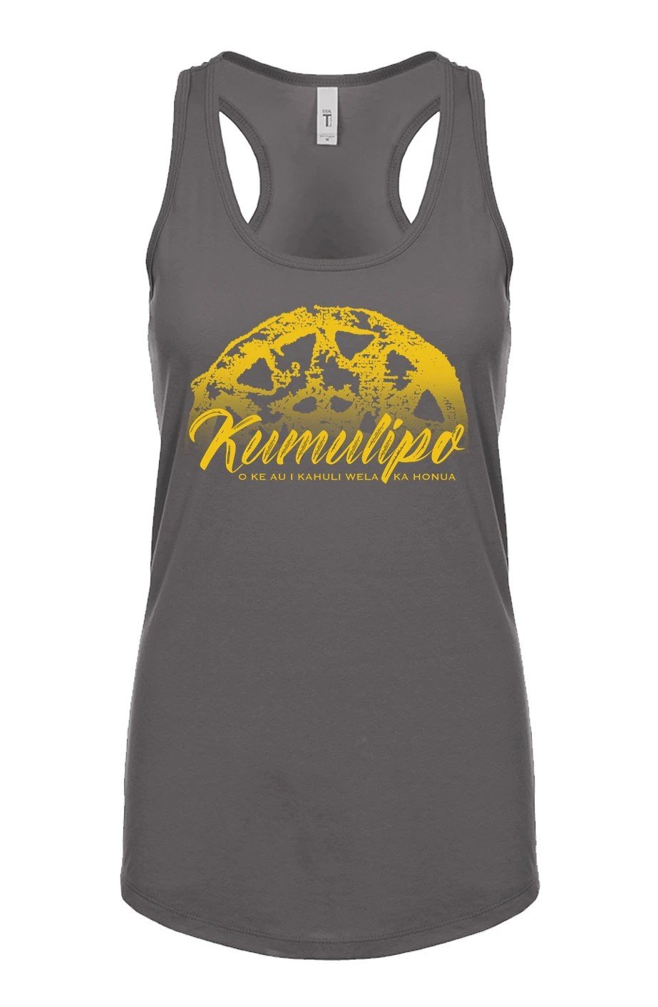 Women's Kumulipo Tank Yellow/Gray