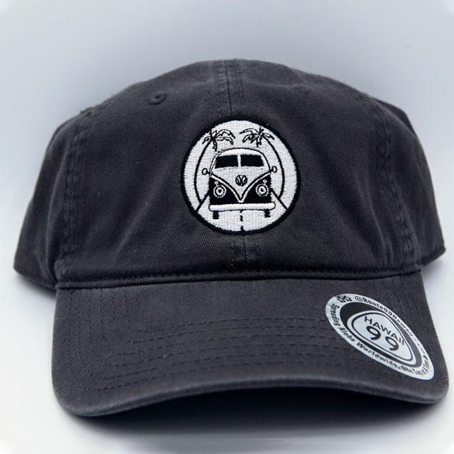 VW Bus Dad Hat - GREY