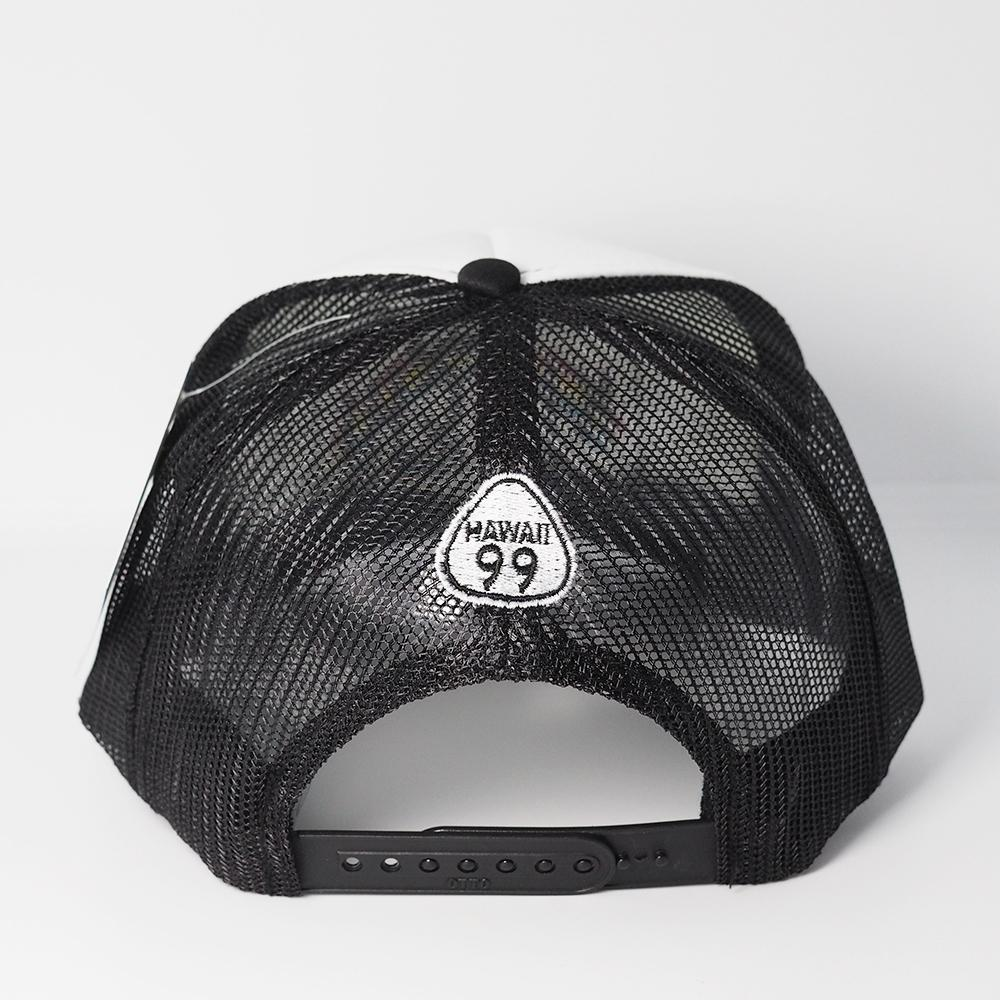 VW Bus Trucker Hat - BLACK