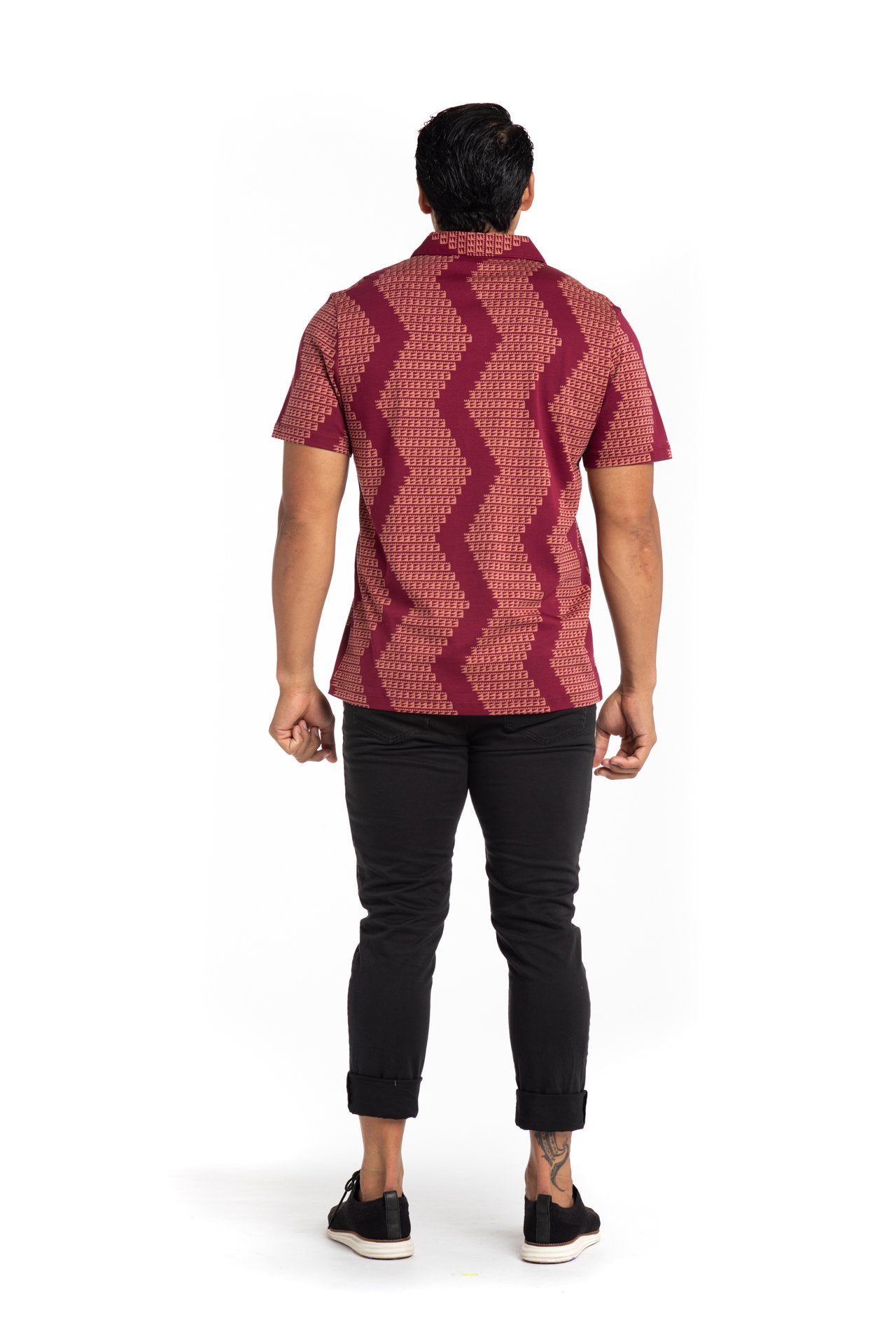 WAIKII POLO - NIHOMANO/ RHOD-COPPER BROWN