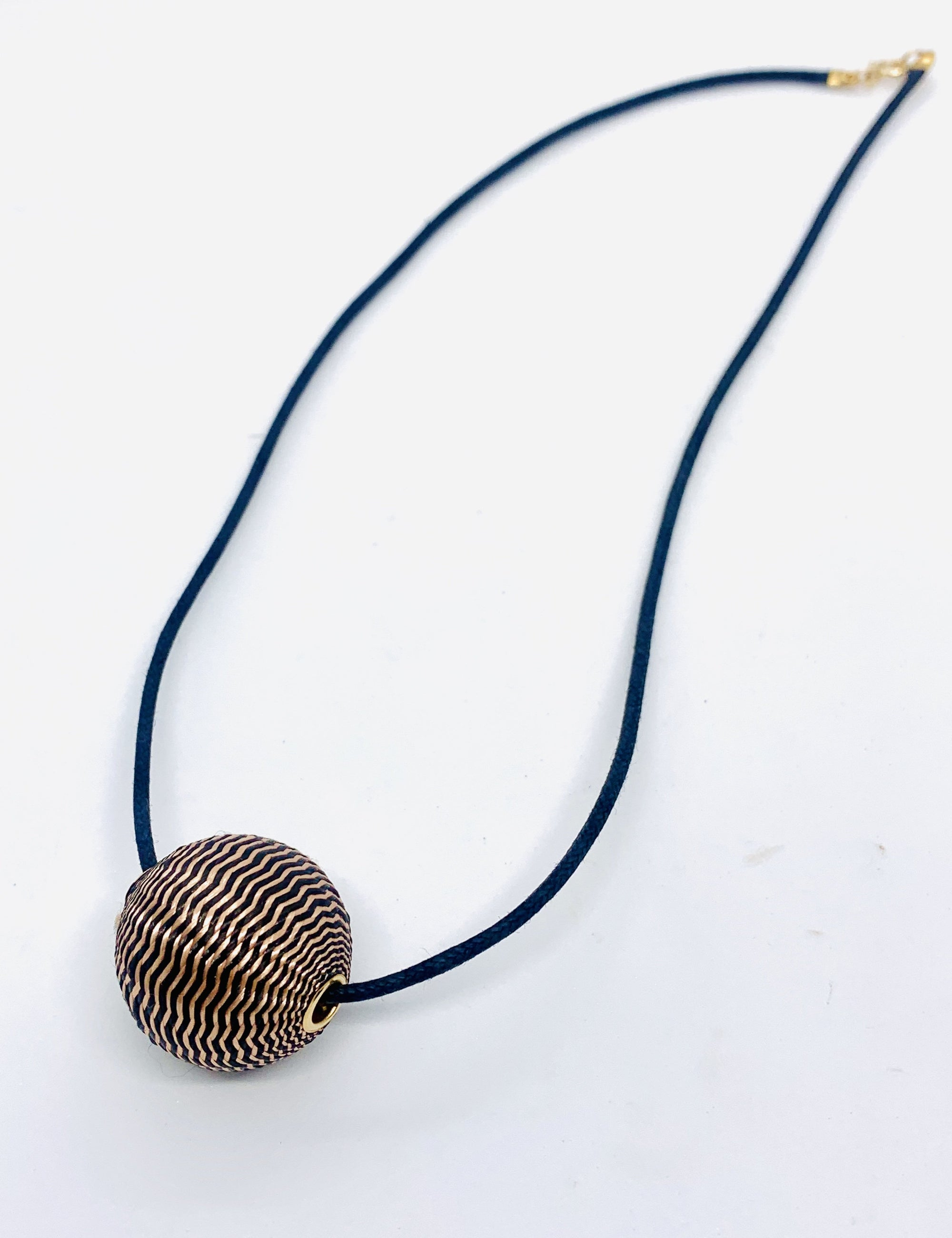 Zen Globe Necklace
