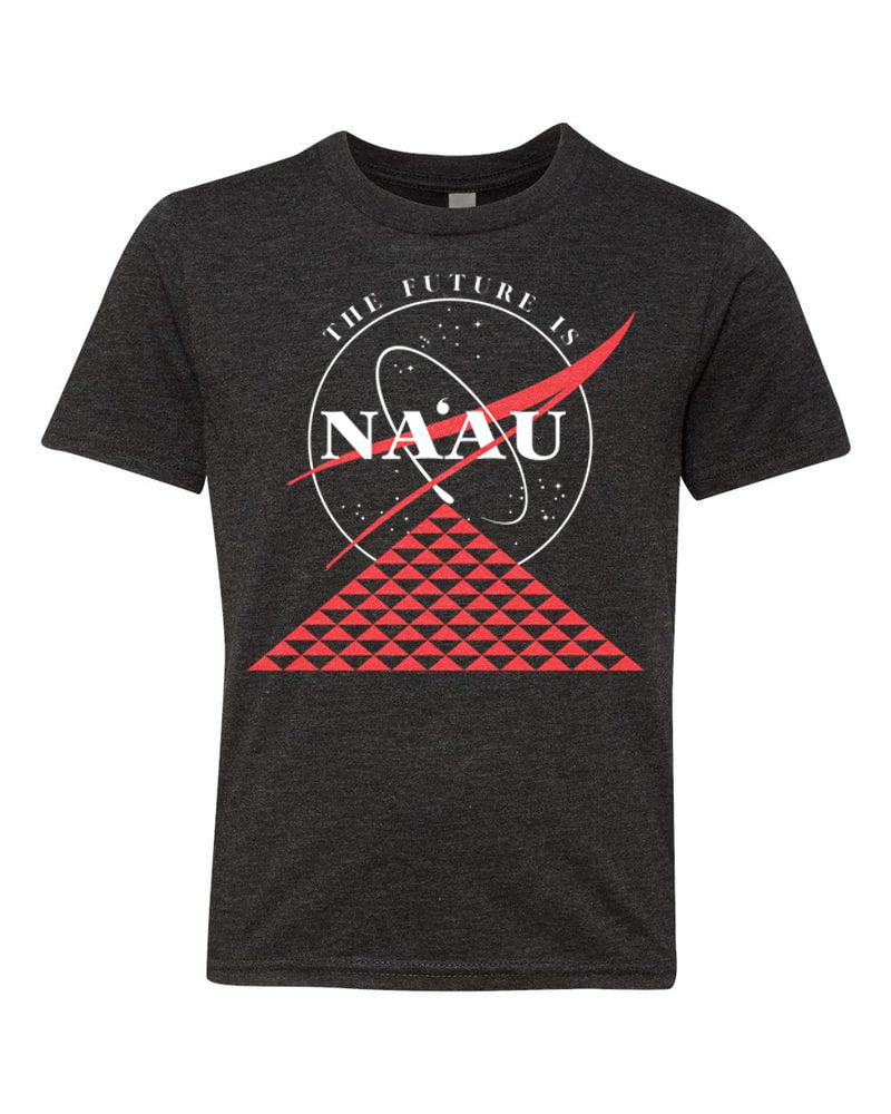 The Future Is Naau Keiki Shirt - Black