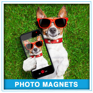 Photo Magnets | When You Need 1, 2, 3 or more . . .