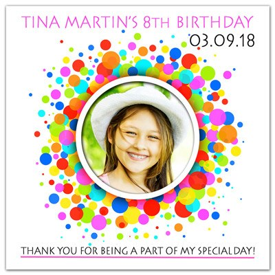 Birthday Magnets | Circles In The Round | MAGNETQUEEN