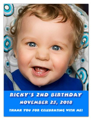 Picture Magnets | Birthday Party Boy| MAGNETQUEEN
