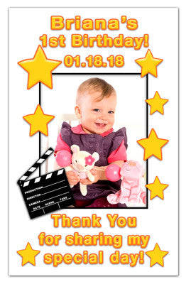 Custom Photo Magnets | Movie Star | MAGNETQUEEN