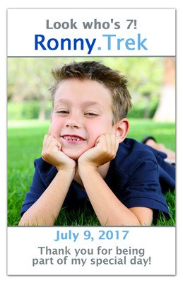 Birthday Magnet | Birthday Fun Boy | MAGNTQUEEN