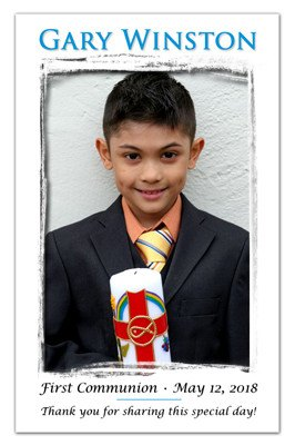 Holy Communion Party Favors | Marker Boy