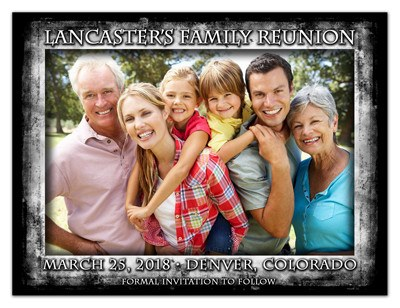 Family Reunion Photo Magnets | Family Reunion - MAGNETQUEEN