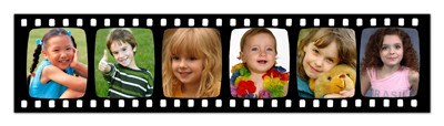 Photo Booth Magnets | Horizontal