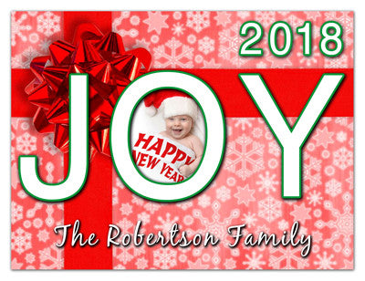 Holiday Magnets | JOY | MAGNETQUEEN