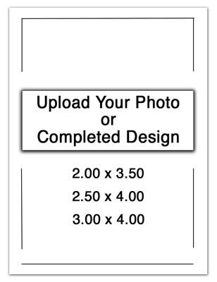 DIY, Design Your Own, or Let Us Design From Your Photo