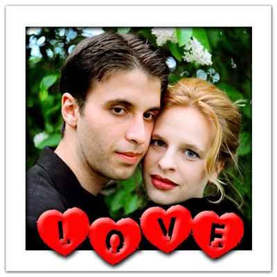 Photo Magnets | Hearts On Love