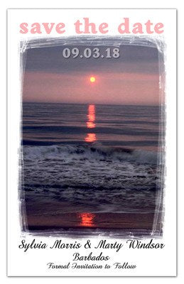 Beach Themed Magnets | Sunset on the Water | MAGNETQUEEN