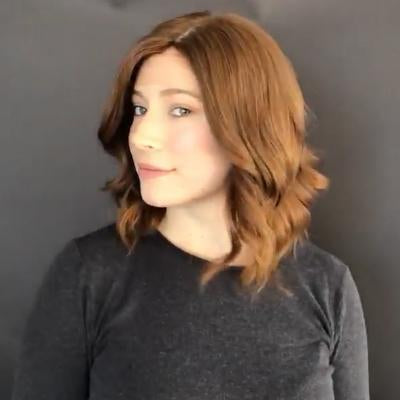 Super Fashion Brown Bob Volume Wig