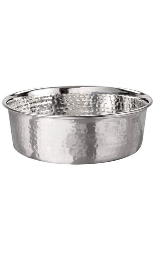Dog Food and Water Bowl Stainless Steel - Poshtails