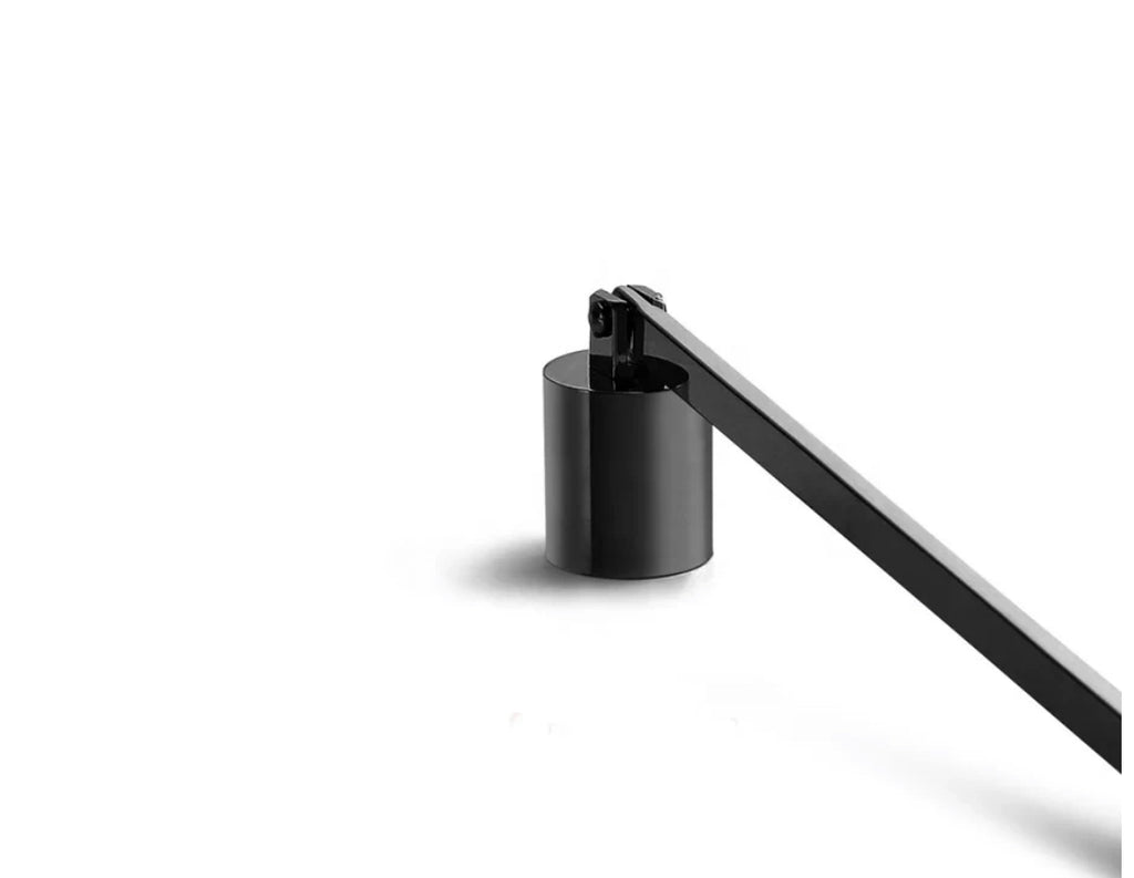 CANDLE WICK SNUFFER - BLACK
