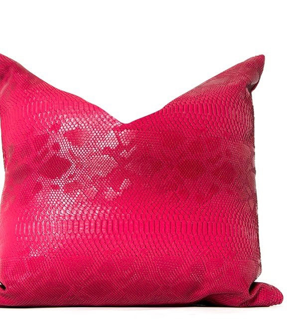 PYTHON QUEEN PILLOW