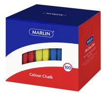 Load image into Gallery viewer, Marlin Chalk - 100 units - Beaux-Arts Kidz Kraftz