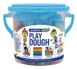 Kids Play Dough - 200g - Beaux-Arts Kidz Kraftz