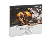 Load image into Gallery viewer, Lyra Rembrandt Polycolour - 24 Piece Metal Box - Beaux-Arts Kidz Kraftz
