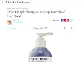 22 best purple shampoos to keep your blond hair blond