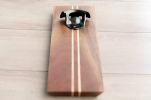One Time Item : Walnut and Ash Bottle Opener