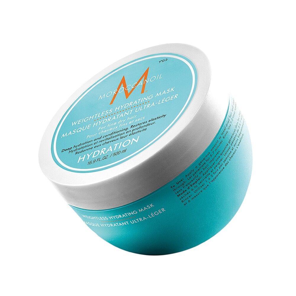 Moroccanoil Light Hydrating Mask 500ml - Brazilian Soul Beauty Moroccanoil - Brazilian Soul Beauty