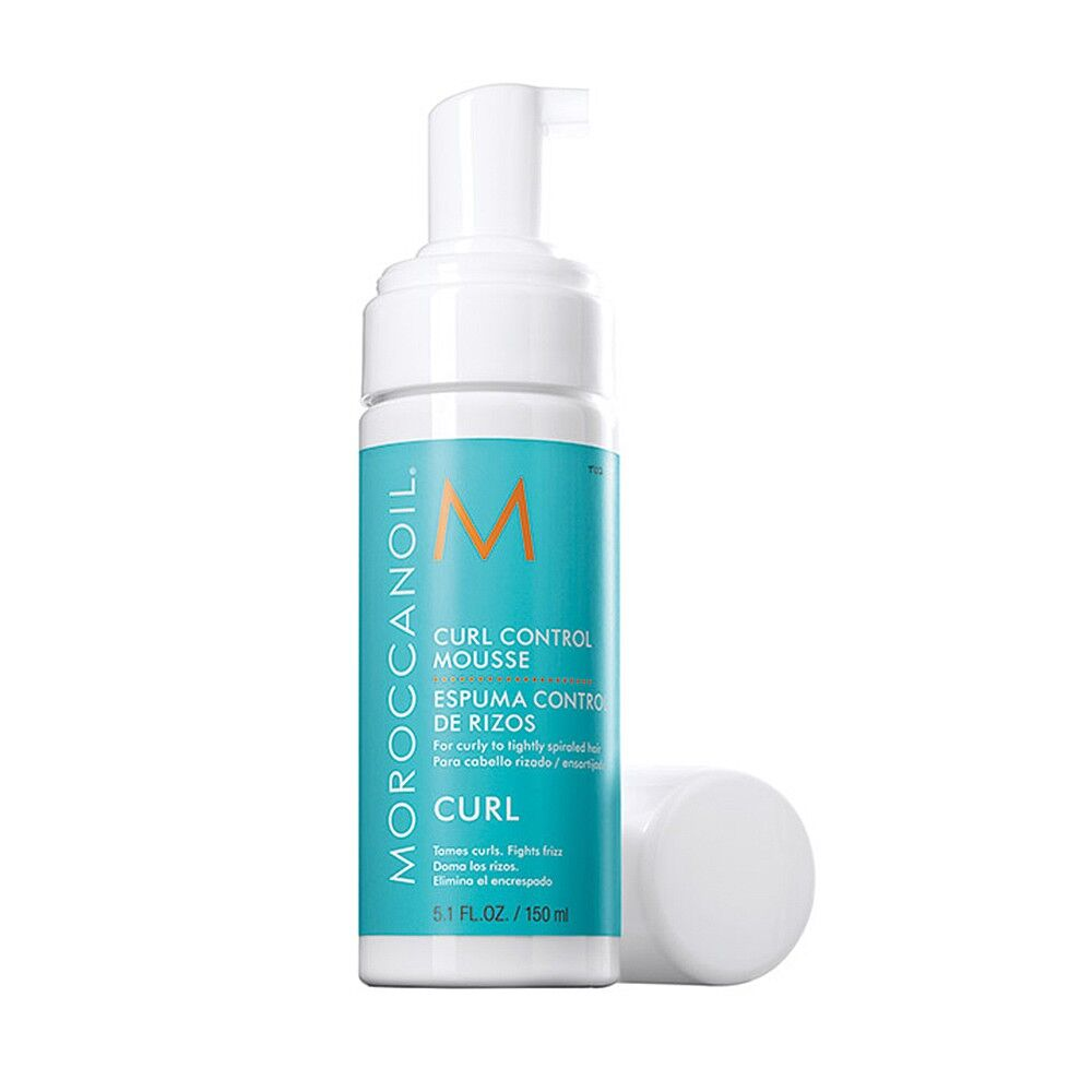 Moroccanoil Curl Control Mousse 150ml - Brazilian Soul Beauty Moroccanoil - Brazilian Soul Beauty