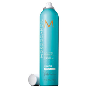 Moroccanoil Luminous Hairspray Medium 330ml - Brazilian Soul Beauty Moroccanoil - Brazilian Soul Beauty