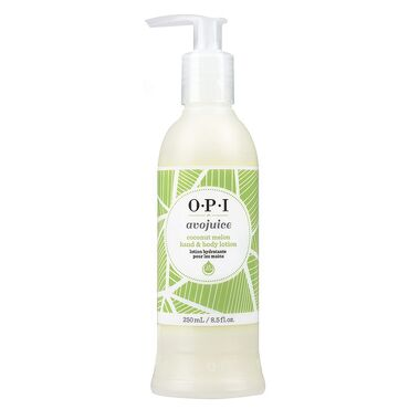 OPI Avojuice Hand and Body Lotion -Coconut Melon 250ml - Brazilian Soul Beauty OPI - Brazilian Soul Beauty