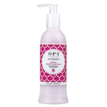 OPI Avojuice Hand and Body Lotion - Jasmine 250ml - Brazilian Soul Beauty OPI - Brazilian Soul Beauty