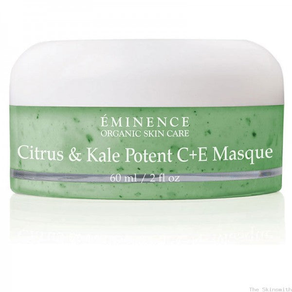 Citrus & Kale Potent C+E Masque - Brazilian Soul Beauty EMINENCE - Brazilian Soul Beauty