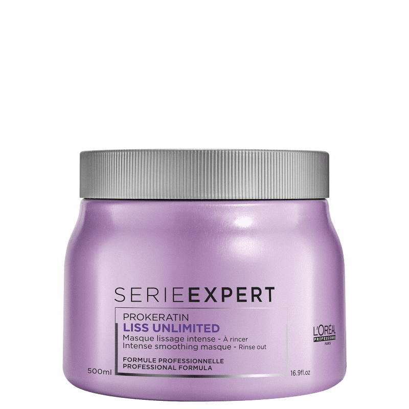 L'Oréal Professionnel Série Expert Liss Unlimited Masque 500ml - Brazilian Soul Beauty L'Oréal Professionnel - Brazilian Soul Beauty