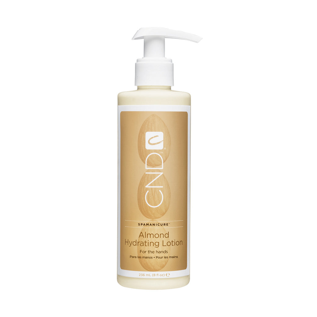 Almond Hydrating Lotion - Brazilian Soul Beauty CND - Brazilian Soul Beauty