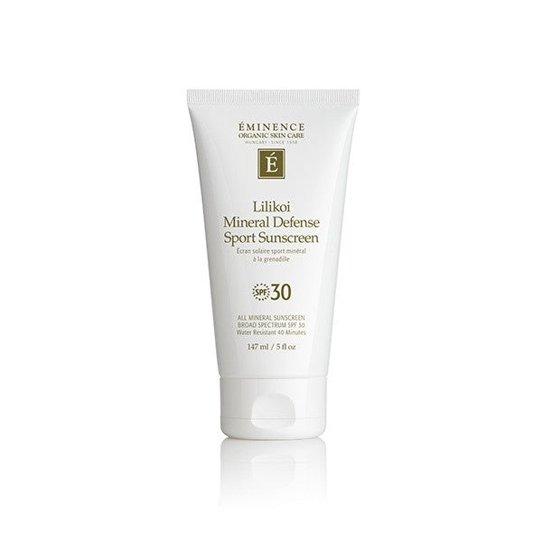Lilikoi Mineral Defense Sport Sunscreen SPF30 - Brazilian Soul Beauty EMINENCE - Brazilian Soul Beauty