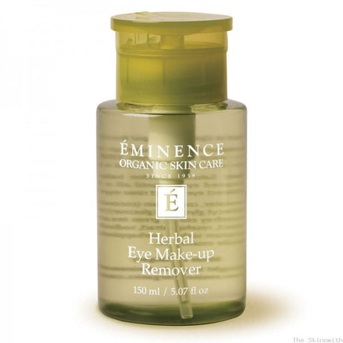 Herbal Eye Make-up Remover - Brazilian Soul Beauty EMINENCE - Brazilian Soul Beauty